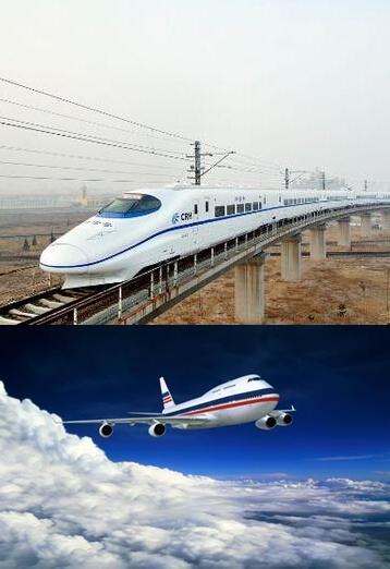 坐火车和坐飞机哪个更安全的一点看法